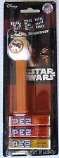 Star Wars Pez Dispenser  BB8  [Carded]
