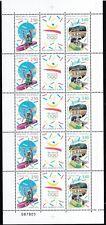 Andorra französisch 1992 postfrisch Klb. MiNr. 439-440 Olympische Sommerspiele