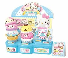 Sanrio Hello Kitty & Purin ICE CREAM on the ride From Japan F/S