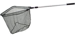 Shakespeare Sigma Extending Aluminium Handle Trout Nets - Small Medium Large