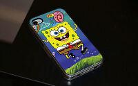 Spongebob Squarepants Garry Phone Case Fits iPhone 4 4s 5 5s 5c 6