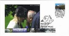 Envelop Royalty 2006 - Nieuw Zeeland - Staatsbezoek New Sealand (roye009)