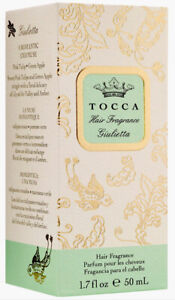 TOCCA Giulietta Hair Fragrance 1.7 OZ Eau De Parfum New In Box Sealed