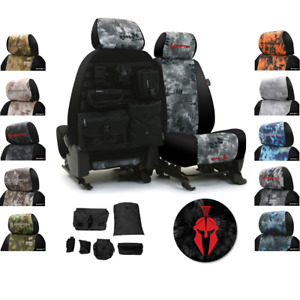 Neosupreme Kryptek Tactical Custom Fit Seat Covers For Jeep Wrangler JK