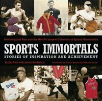 Sports Immortals : Stories of Inspiration and Achievement by James Buckley...