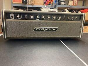 Traynor Head Custom Special YBA-3 120w