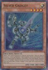 1x YuGiOh Silver Gadget - MVP1-EN017 - Ultra Rare - 1st Edition Near Mint