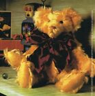 Bear Making Pattern German Traditional Design Mohair Jointed 28 cm 11 inch