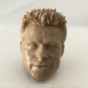 1/6 Blitzway Fight Club Tyler Durden Brad Pitt Head Sculpt Spike Hair BIN