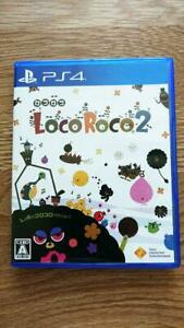 LocoRoco2 PS4 from Japan