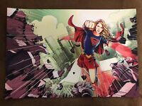 Supergirl Melissa Benoist NYCC Comic Con Exclusive Poster Print Limited Edition