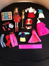 Vintage The Wonderful World Of Dawn Doll & Accessories