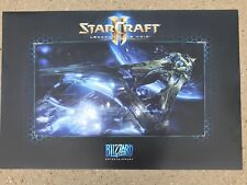 """Starcraft 2 """" Legacy Of The Void """"  24""""x36"""" Poster   -   Blizzcon"""