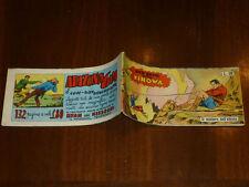 KINOWA STRISCIA n. 11 Albi Stella d' Oro VI SERIE Ed. DARDO 1960 - OTTIMA + ! !!