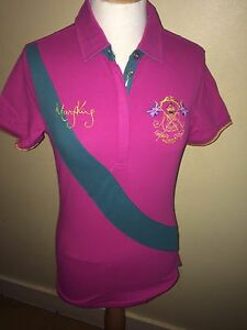 JOULES Mary King Collection Polo Shirt Top Sz 8 10 12 14 16  FreeUKP&P