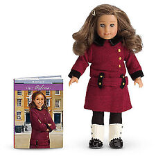 "American Girl REBECCA MINI DOLL & BOOK 6"" Historical Clothes REBECCA'S NEW"