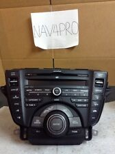 2009 2010 2011 2012 Acura TL Radio Navigation CD Player AC 39100-TK4-A310 #A2