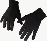 Thin Silk liner inner Gloves Ski  motorcycle skiing walking cycling