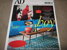 NEW! AD Conde Nast SPAIN Abril April 2012 Architecture Design Home Casa Fashion