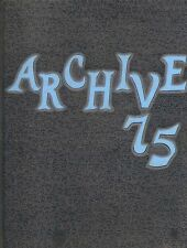 Norwich High School Yearbook 1975 Norwich, NY (Archive)