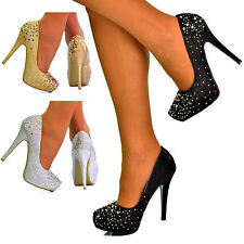 Special Occasion Court Shoes for Women