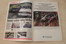 Auto Bild 12026) Chrysler LeBaron Cabrio mit 136PS besser als...?