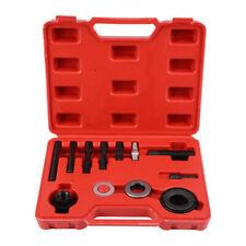 Pulley Puller & Installer 13 Pcs Kit Power Steering Pump Remover Alternator Tool
