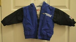🔥 VINTAGE CHASE AUTHENTIC - KIDS NASCAR JACKET - RUSTY WALLACE #2 - SIZE 18M 🔥