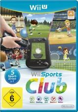 Wii Sports Club (Wii U Game) *VERY GOOD CONDITION*