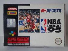 SNES juego-NBA Live 95 (con embalaje original/sin instrucciones) (PAL) 10634974
