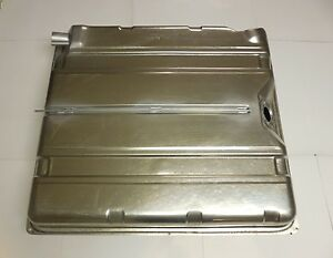 57 58 59 Chrysler Imperial Galvanized Gas Fuel Tank 1957 1958 1959 NEW
