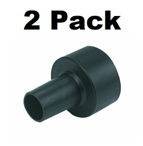 """2 1/2"""" to 1 1/4"""" Conversion Unit for Shop Vac 906-85 2 PACK"""