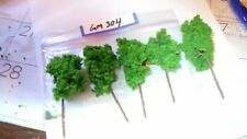 gm306-5-Assorted Scale Trees starting with Elm (Sizes See Description)