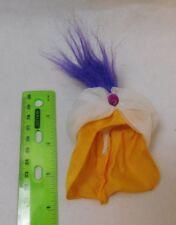 Aladdin Prince Ali TURBAN Purple Feather, Gold/White Disney Princess Doll