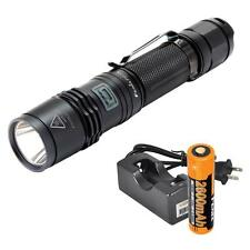 Fenix PD35 XM-L2 U2 LED Flashlight-960 Lumens-Rechargeable w/ Battery & Charger
