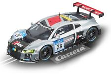 CARRERA 1/32 EVOLUTION AUDI r8 LMS AUDI SPORT TEAM no.28 # 27532
