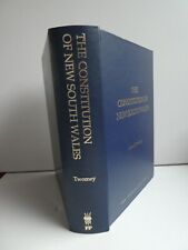 The Constitution of New South Wales by Anne Twomey (Hardback, 2004)