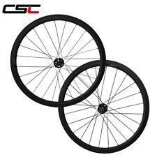 Road Disc brake hub 38mm Tubular Road/ Cyclocross carbon disc wheels