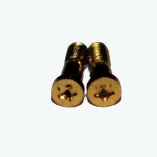 2 piezas Apple iPhone 6/6s Pentalobe lcd-schrauben Par Reemplazo ORO screw-s