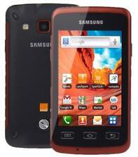 Samsung Galaxy Xcover GT-S5690 - Black Orange (Unlocked) Smartphone IP67