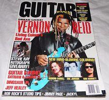Guitar World Magazine Back Issue April 1993 Vernon Reid