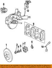 CHRYSLER OEM ABS Anti-lock Brakes-Front Speed Sensor 68228871AA