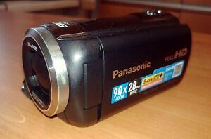 Panasonic HC-V530 camcorder 50x zoom, 5x-axis OIS FullHD AVC camcorder