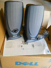 SPEAKER PC DELL A215 CON ALIMENTATORE 220 VOLT