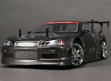 "Drift Car R/C ""Snow Panter Hobby"" 1:10 Mission-D 4WD GTR (ARR)"