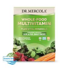Wholefood Multivitamine Plus - A.M. & P.M.Journalier Lot Dr Mercola 240