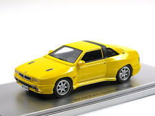 Kess Scale Models - 1988 Maserati Shamal - yellow - 1/43 - Resin Limited Edition