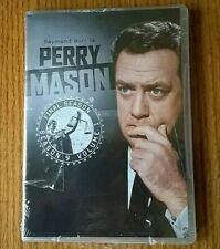 Perry Mason: Season 9, Final Season, Vol. 1 (DVD, 2013, 4-Disc Set)