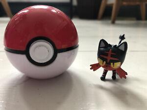 Pokemon Go Pokeball & Litten