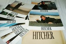 THE HITCHER ! rutger hauer jeu 10 photos cinema fantastique lobby cards